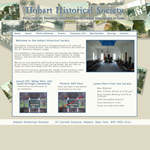 Hobart Historical Society-Full Steam Ahead